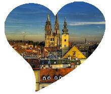 Provedi Valentinovo u Zagrebu