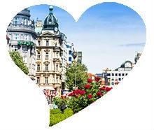 Putovanje u Prag za Valentinovo