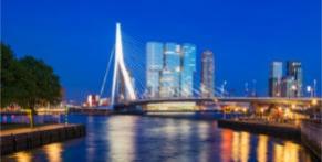 Nocny autobus do Rotterdamu I FlixBus