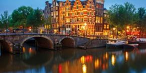 Nocny autobus do Amsterdamu I FlixBus