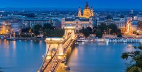 Mit dem Nachtbus nach Budapest