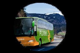 Mit FlixBus durch die Alpen