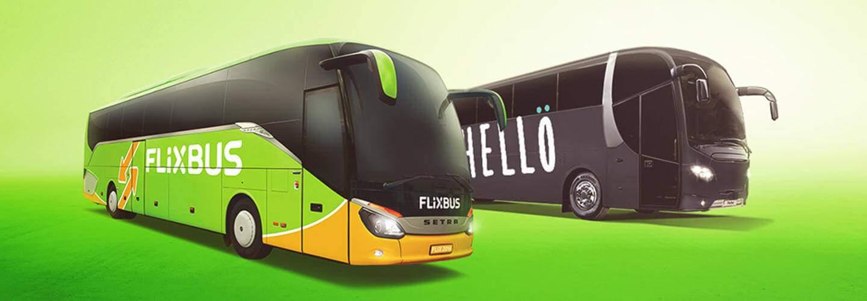 Aus Hellö wird FlixBus