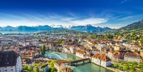 Mit dem Nachtbus nach Luzern