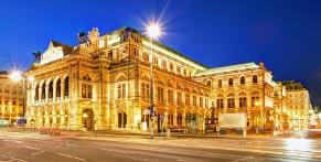 Mit dem Nachtbus nach Wien