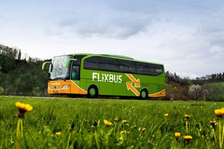 Екологічні подорожі автобусами FlixBus