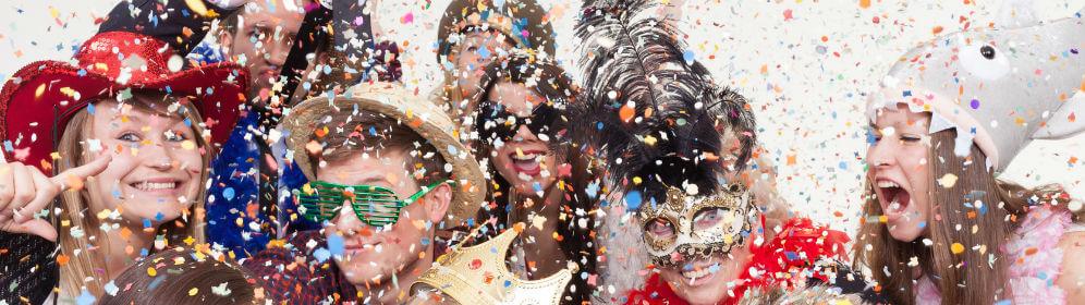 Поездка на автобусе FlixBus на лучшие карнавалы в Европе