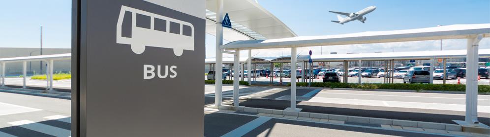 Autobusem FlixBus na letiště