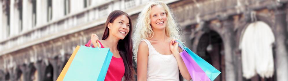 Все о шоппинге в Европе