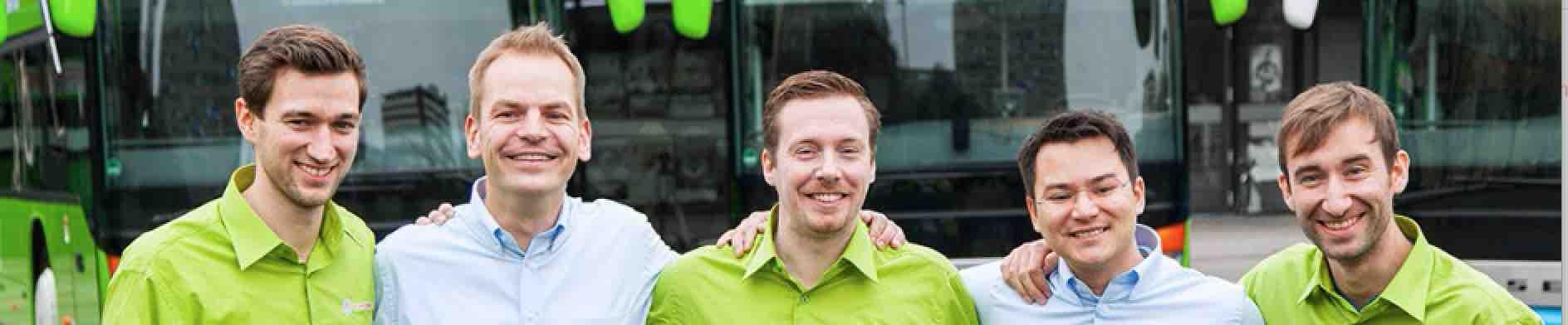 Zakladatelé společností FlixBus a Meinfernbus